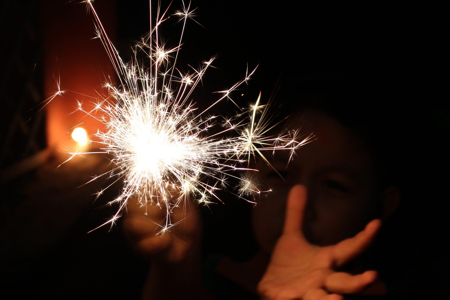 blur bright celebrate celebration